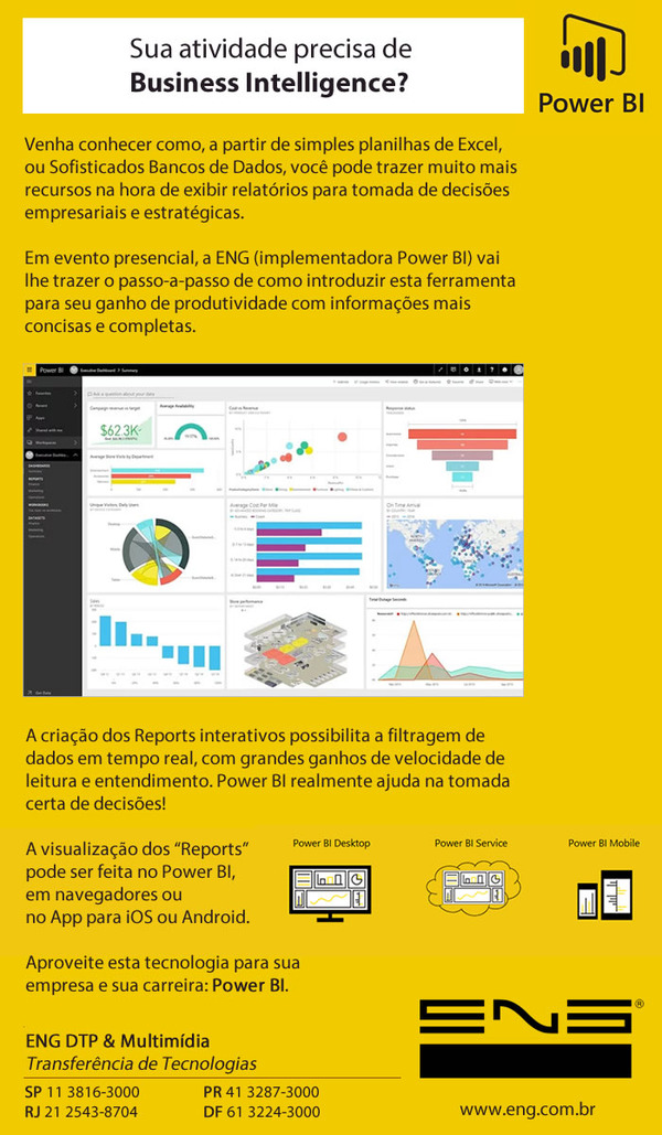 Evento Power BI